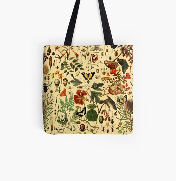 Biology 101 WARM All Over Print Tote Bag