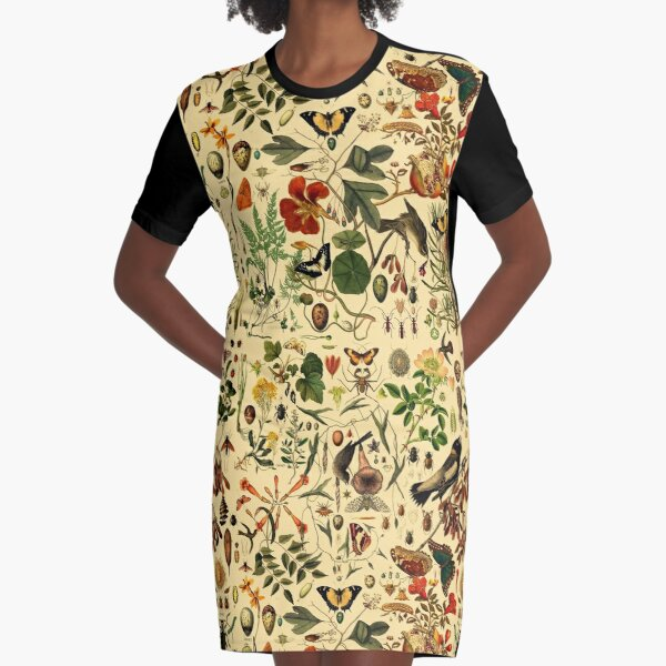 Biology 101 WARM Graphic T-Shirt Dress