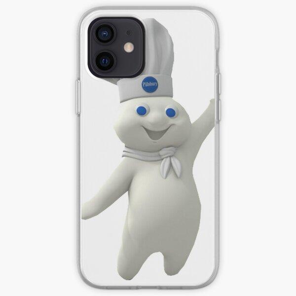 Pillsbury Doughboy iPhone Soft Case