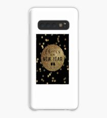 Cheers Happy New Year Eve Case/Skin for Samsung Galaxy
