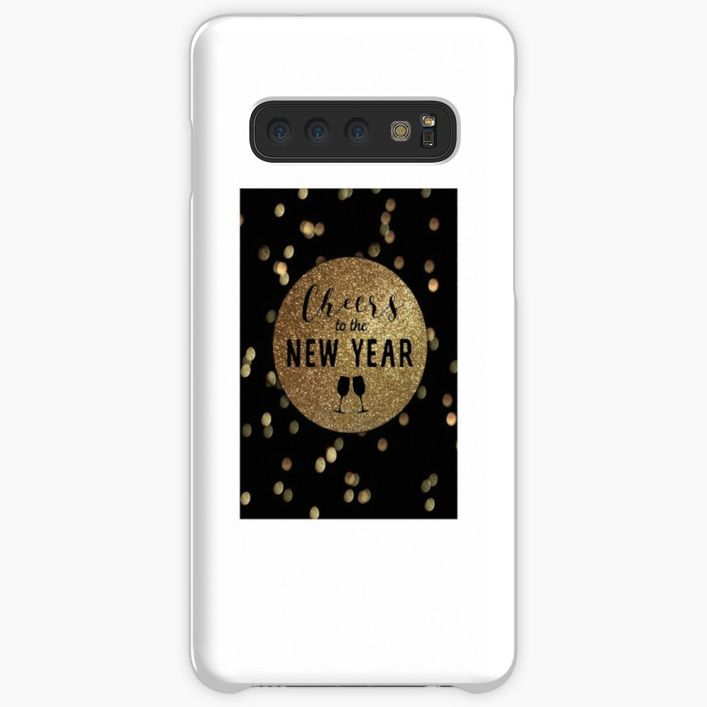 Cheers Happy New Year Eve Case & Skin for Samsung Galaxy