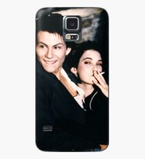 Heathers - Winona Ryder and Christian Slater Case/Skin for Samsung Galaxy