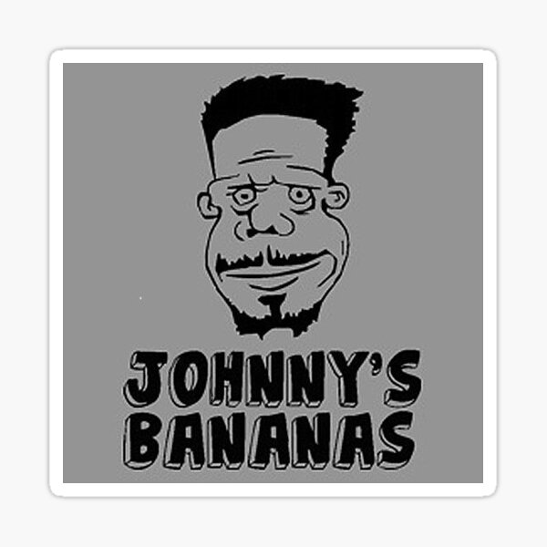 "Johnny ""Drama"" Chase - Johnny Bananas - Entourage Sticker"