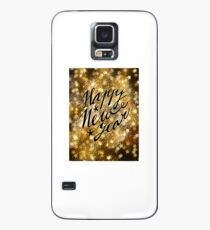 Happy New Years Case/Skin for Samsung Galaxy