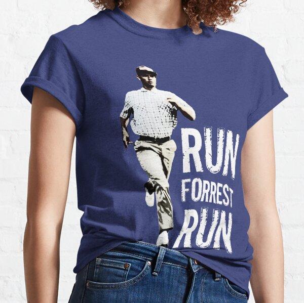 Run Forest Run (Forest Gump) T-shirt classique