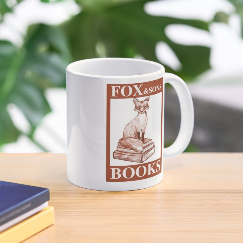 You've Got Mil: Fox and Son's Books Mug