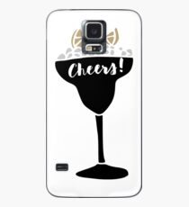 Happy New year Drinking Cup Case/Skin for Samsung Galaxy