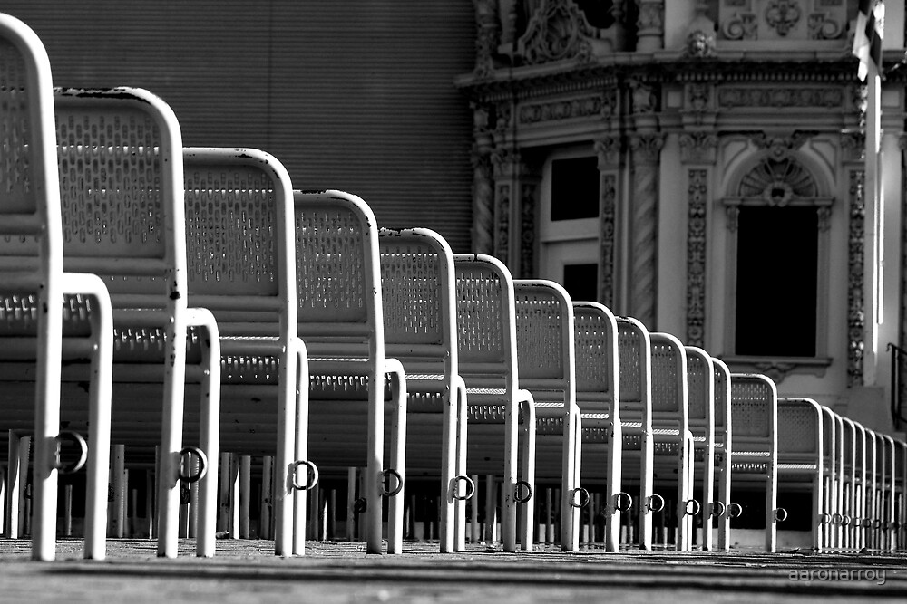 Rows by aaronarroy