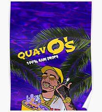 Quavo's Cereal (PURPLE) Poster