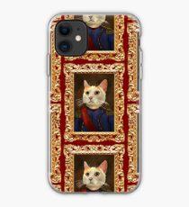 Napoleon Cat iPhone Case