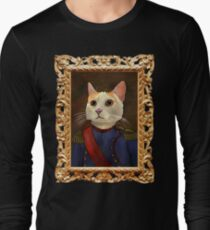 Napoleon Cat Long Sleeve T-Shirt