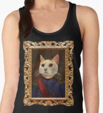 Napoleon Cat Women's Tank Top