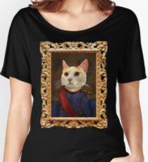 Napoleon Cat Relaxed Fit T-Shirt