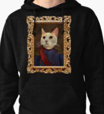 Napoleon Cat Pullover Hoodie