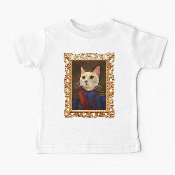 Napoleon Cat Baby T-Shirt