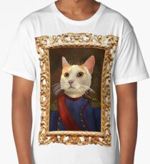 Napoleon Cat Long T-Shirt