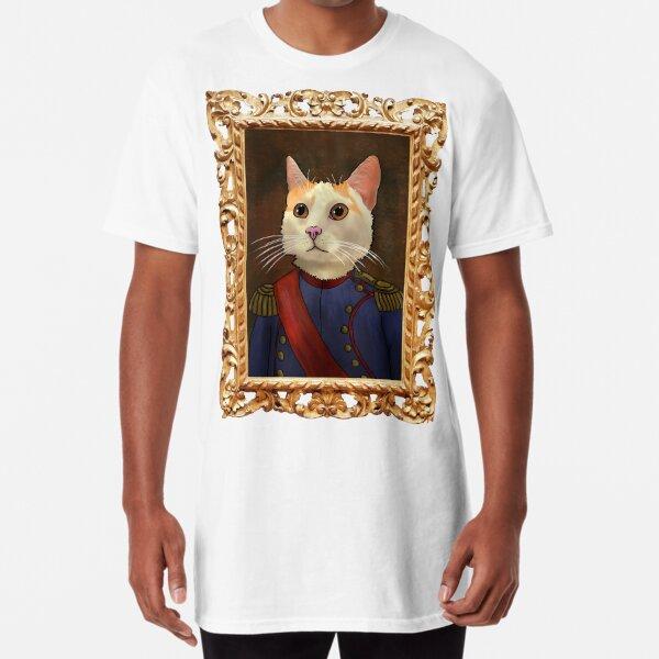 Napoleon Cat Long T-Shirt