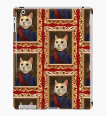 Napoleon Cat iPad Case/Skin