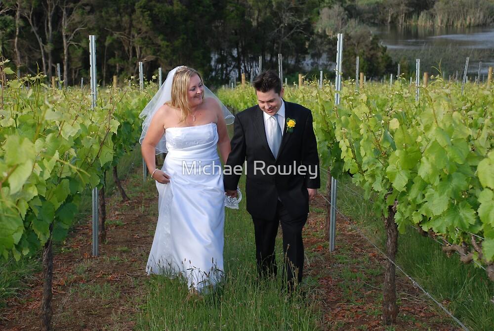 Wedding Bliss  by Michael Rowley