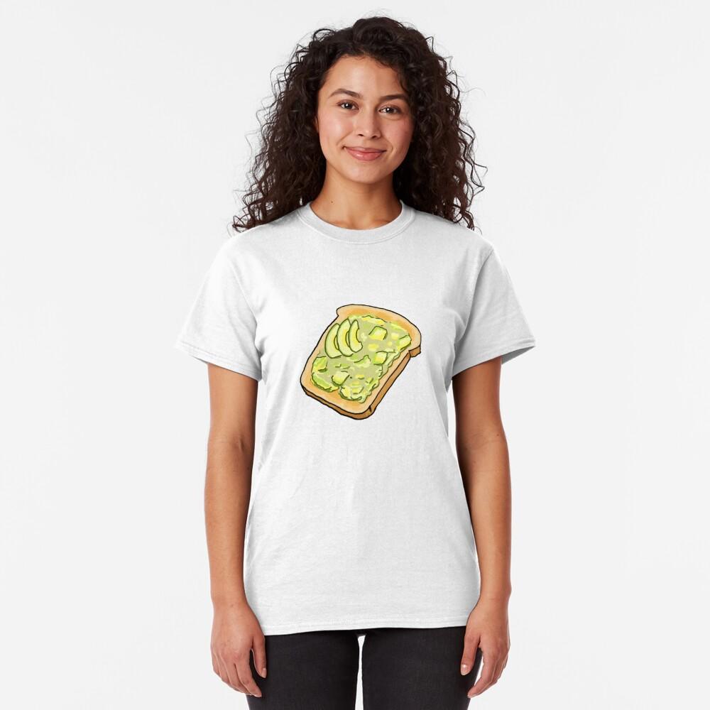 Smashed Avo on Toast Classic T-Shirt