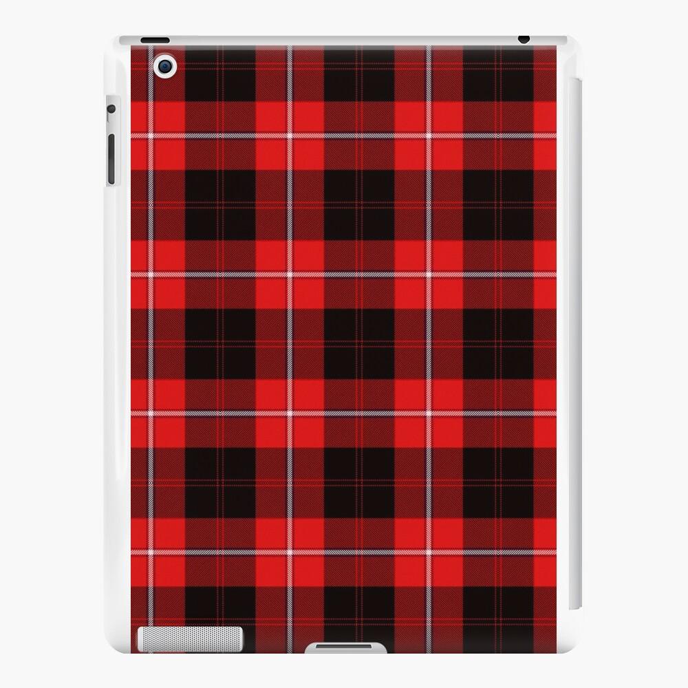 CUNNINGHAM TARTAN iPad Cases & Skins