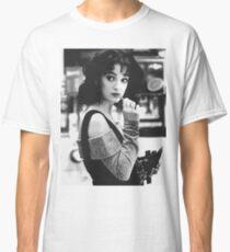 Camiseta clásica Brezos - Winona Ryder