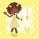 Pretty Pretty Polka Dots  by WestAfricanMom