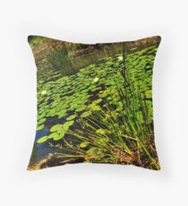 PONDLIFE  Throw Pillow