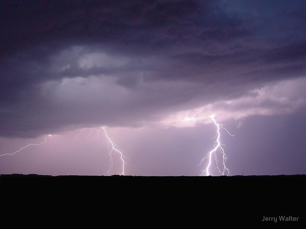 Best Little Lightning Show in Divide County by Jerry Walter