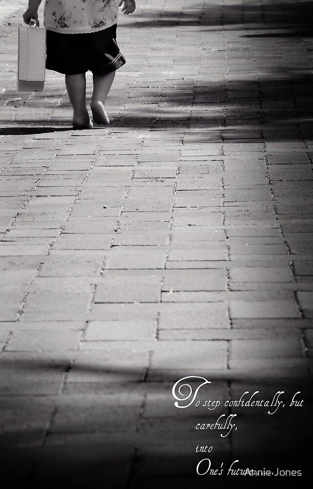 Steps by Annie Jones