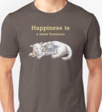 Happiness A Warm Tauntaun CM885 New Product Unisex T-Shirt