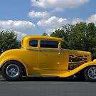 1931 Ford Coupe by TeeMack