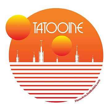Visit Tatooine Too by floresarts