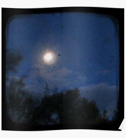 Night - Through The Viewfinder Poster