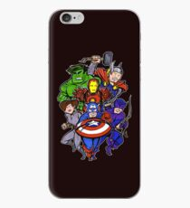 Mighty Heroes iPhone Case
