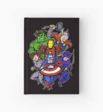 Mighty Heroes Hardcover Journal