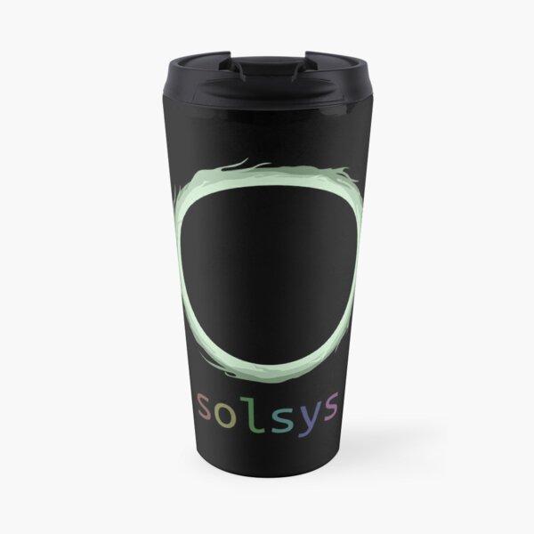 Solsys Green Travel Mug