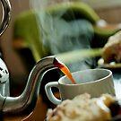 Retro Coffee Pot by Bjarte Edvardsen