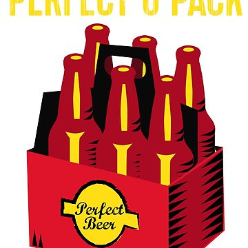 Perfect 6 Pack by colourfix