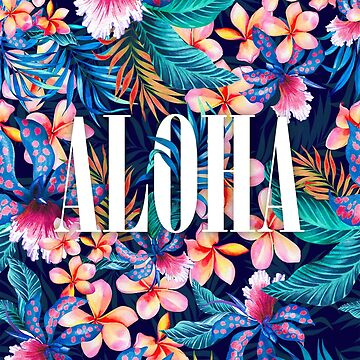 Aloha  by sawdust07