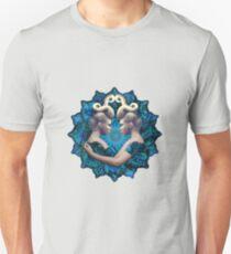 Gemini mandala Unisex T-Shirt