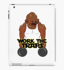 Workout Ackbar iPad Case/Skin