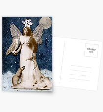 Zorya of the Crescent Moon Postcards