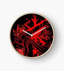 Berserk  Guts Logo Blood Clock