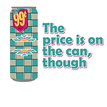 Atlanta - The Price Is On The Can, Though by BenFraternale