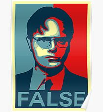 Beets By Schrute false  Poster