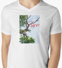 BOUNDLESS JOY V-Neck T-Shirt