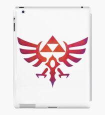 Zelda Hyruler Triforce iPad Case/Skin