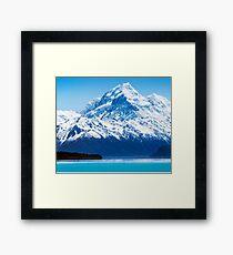 Mount Cook Framed Print