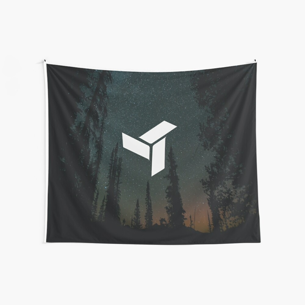 EDEN Wald Wandbehang